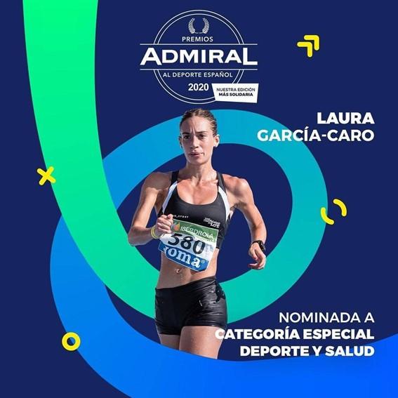 Segundo puesto para Laura García-Caro en Getafe en su única competición de 2020