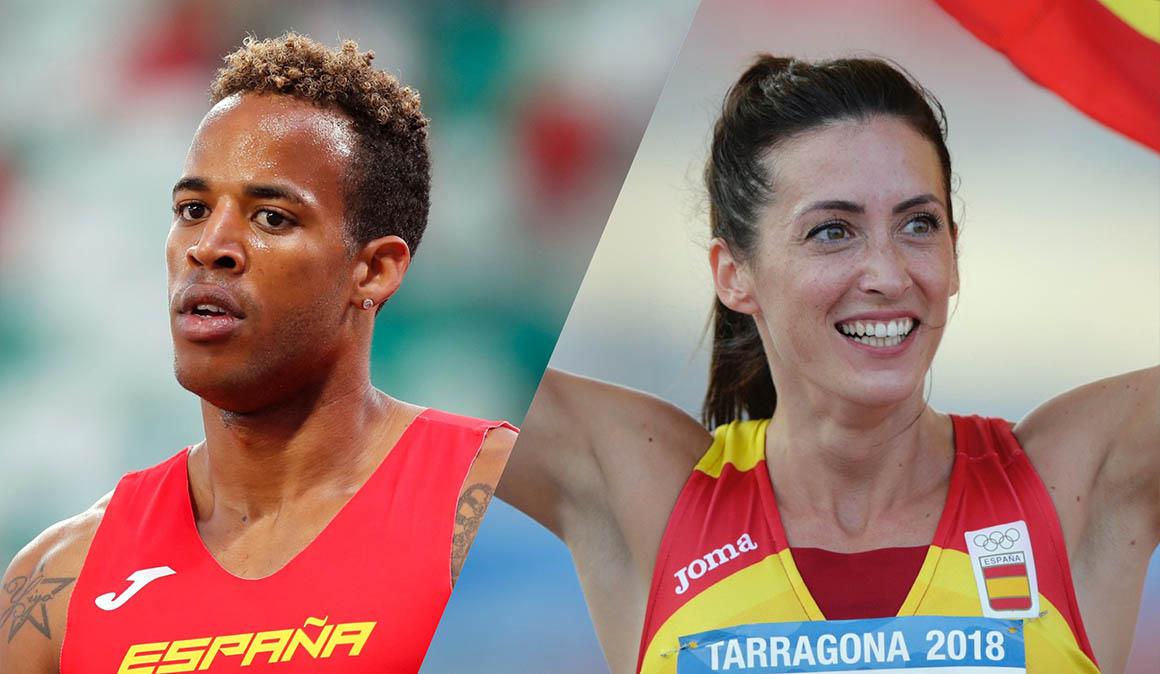 Estela García y Yidiel Contreras, nuevas incorporaciones a Motorpress Sports