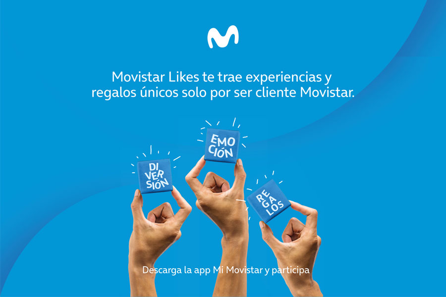 Por ser de Movistar. Movistar Medio Maratón de Madrid