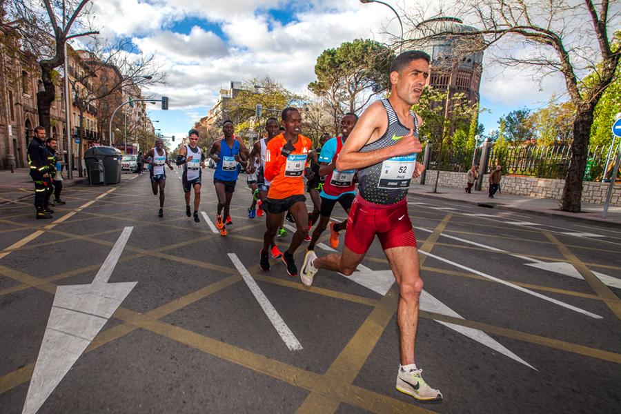 Llega en plena forma al Movistar Medio Maratón de Madrid