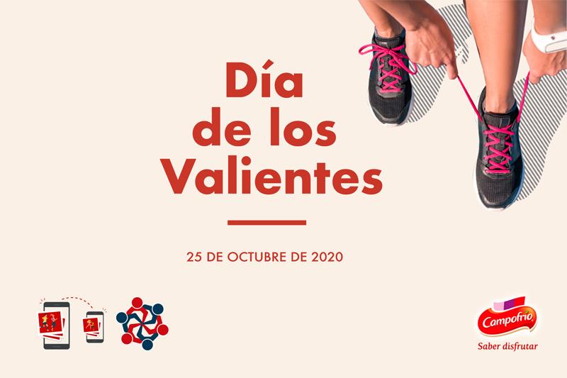 Participa con Campofrío en el día del Valiente