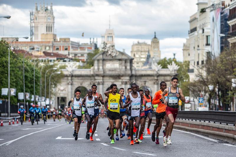 Octubre, el mes del Movistar Medio Maratón VR