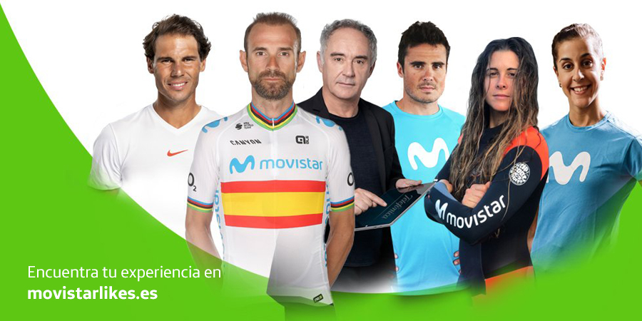 Exclusive advantages for Movistar clients