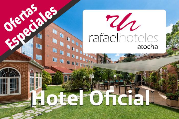 Rafael Hoteles. Hotel oficial del Movistar Medio Maratón de Madrid