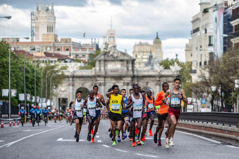 El Movistar Medio Maratón de Madrid y la Carrera ProFuturo reabren sus inscripciones para el 14 de noviembre de 2021