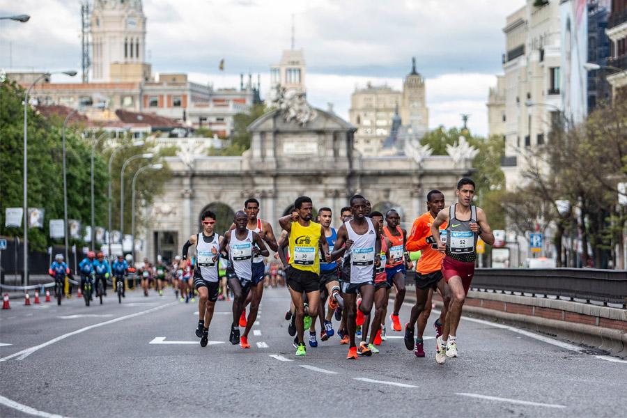"""El Movistar Medio Maratón de Madrid logra el """"IAAF Silver Label"""" y da un paso más en su reconocimiento internacional"""