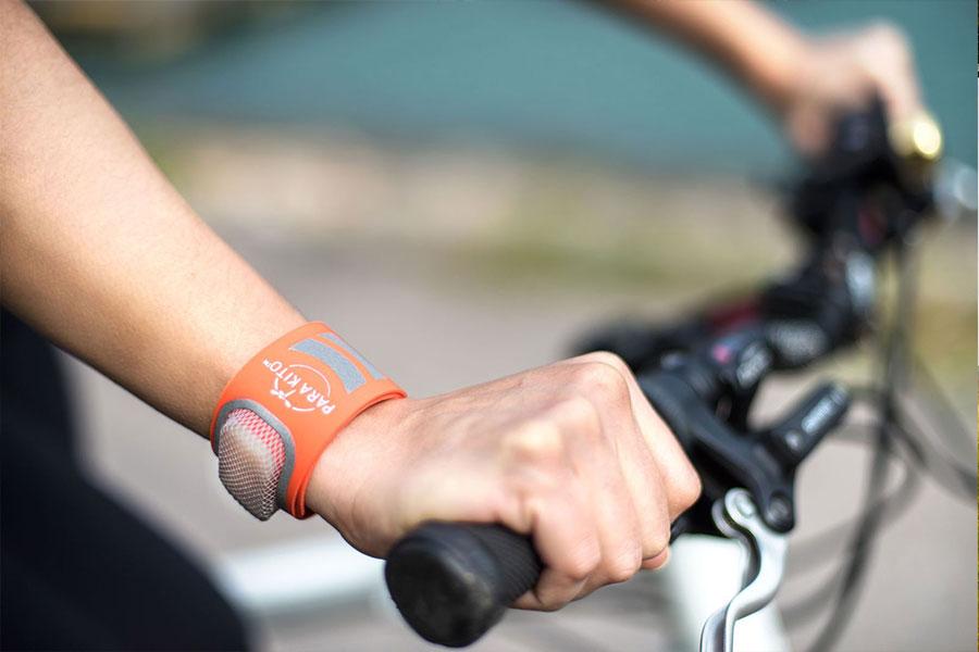 PRIM Farma aporta 400 pulseras Para'Kito Sport al Mountain Bike de la Mujer
