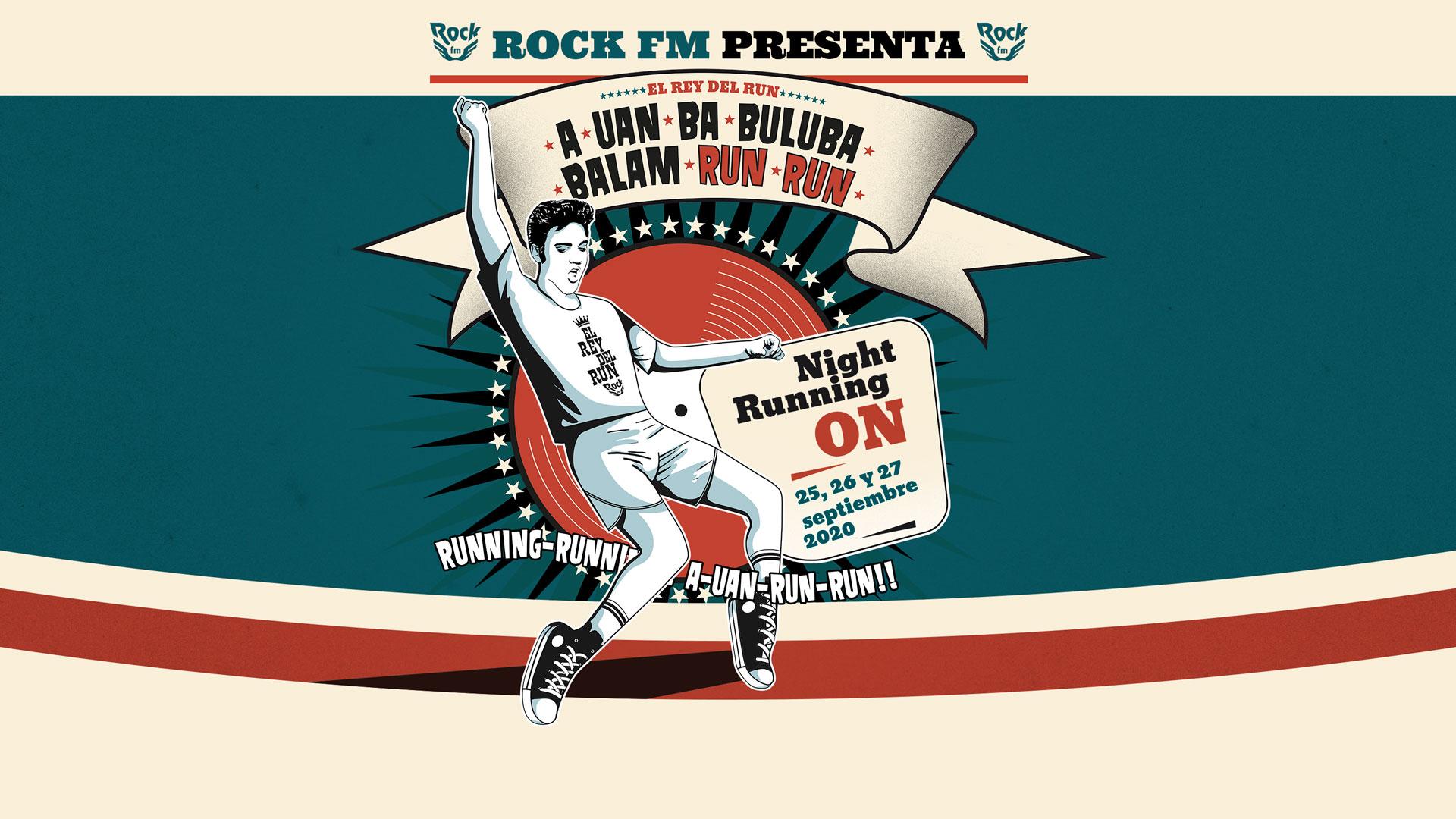 Rock FM Night Running 2020