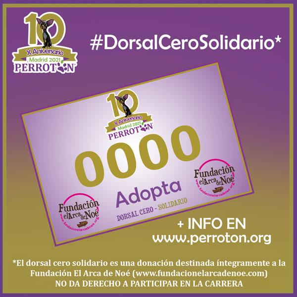 Dorsal Cero Solidario