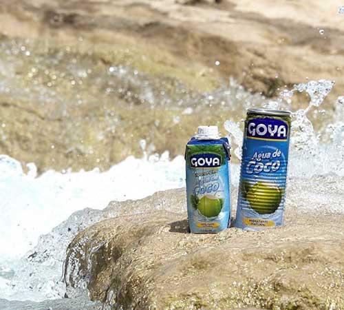 Agua de coco: Elixir de juventud y bebida para deportistas
