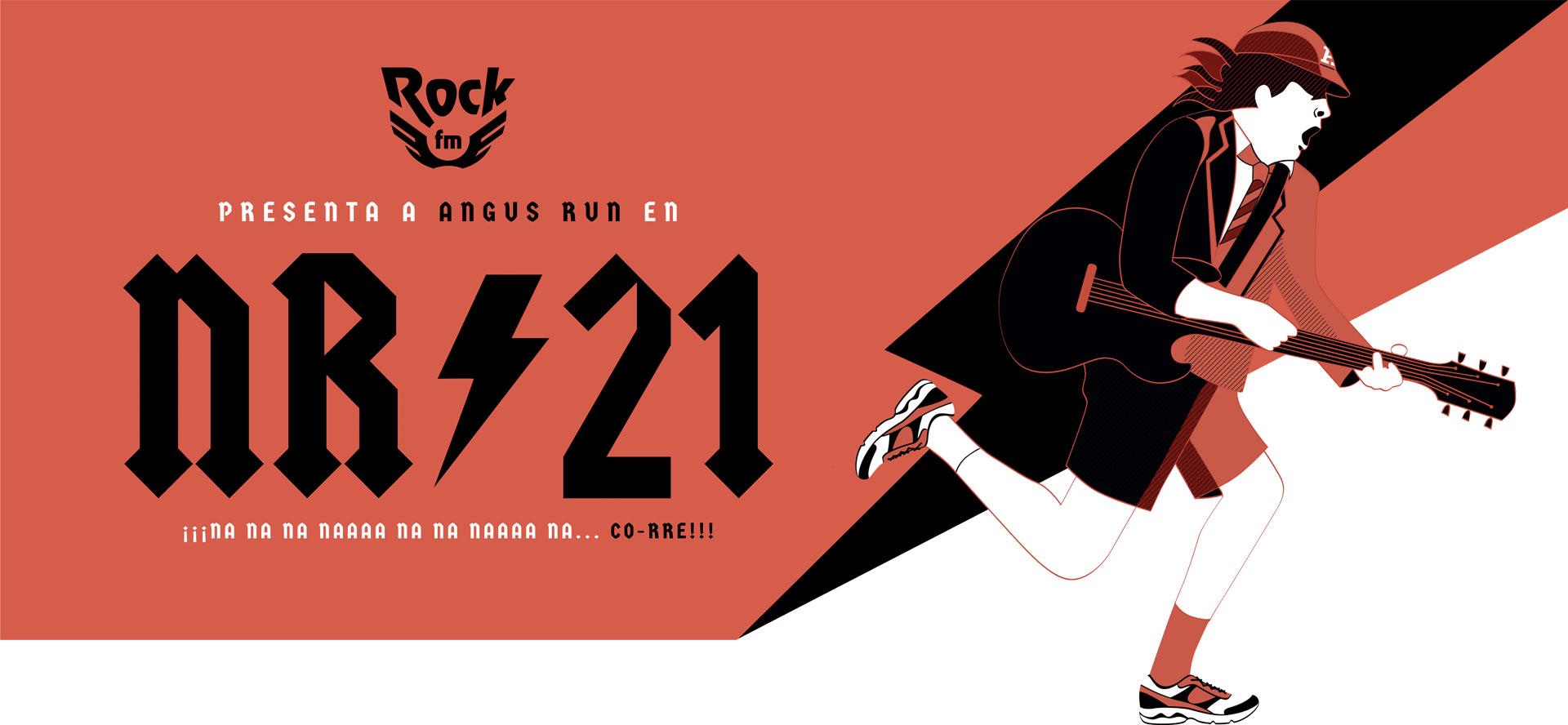 Rock FM Night Running 2021