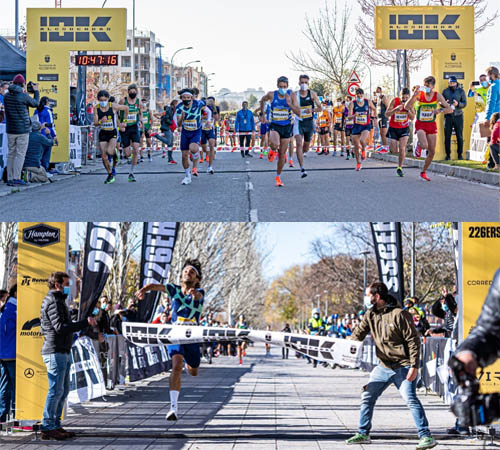 Carrera 10k Alcobendas