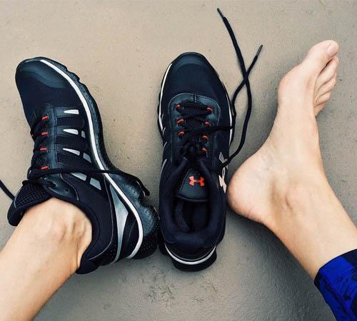 Cómo cuidar tus pies si eres corredor