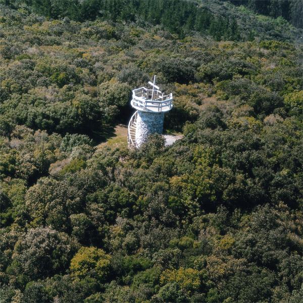 Monte Cincho y Observatorio del Arte