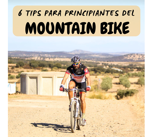 6 tips para principiantes del Mountain Bike