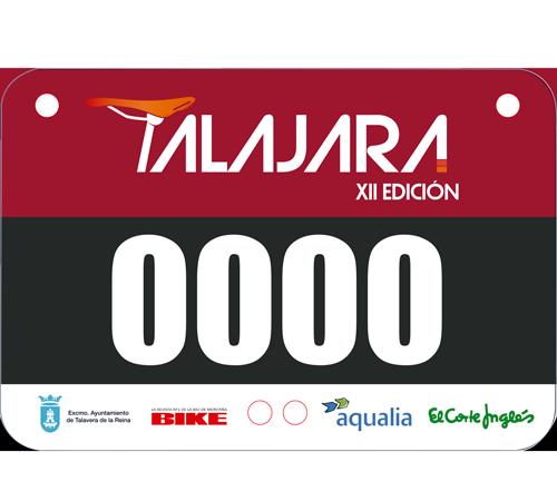 ENTREGA DE DORSALES TALAJARA 2019