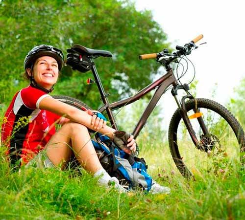 Diferencias entre hombres y mujeres respecto a la bici de montaña