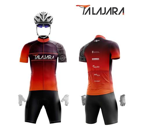 Este es el maillot que habéis elegido para Talajara 2019