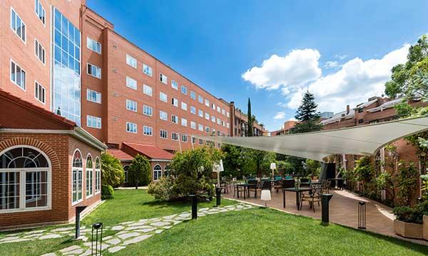 Rafaelhoteles Atocha, Hotel Oficial de la Milla Internacional de Madrid