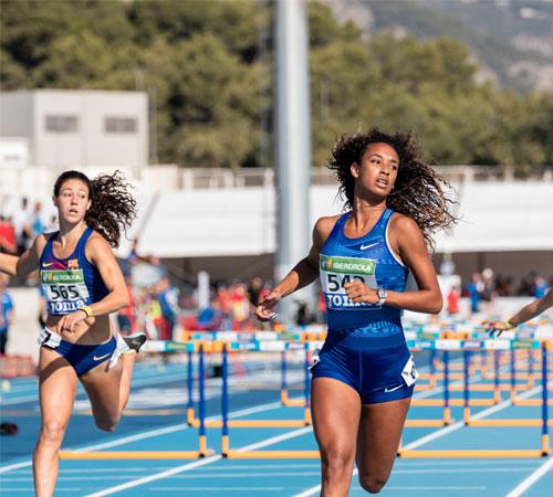 El atletismo presente en el Tour Universo Mujer