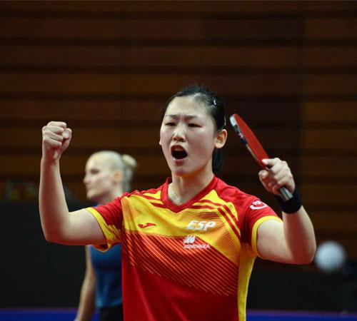 María Xiao saca el billete para los Juegos Olímpicos