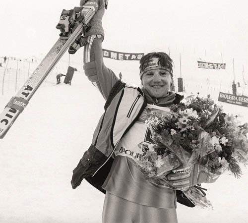 Recordando a Blanca Fernández Ochoa, estrella y pionera del esquí