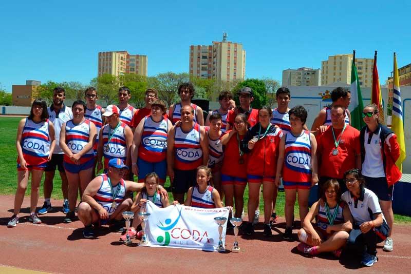 'Huelva en Forma por la Igualdad', una carrera solidaria junto a CODA