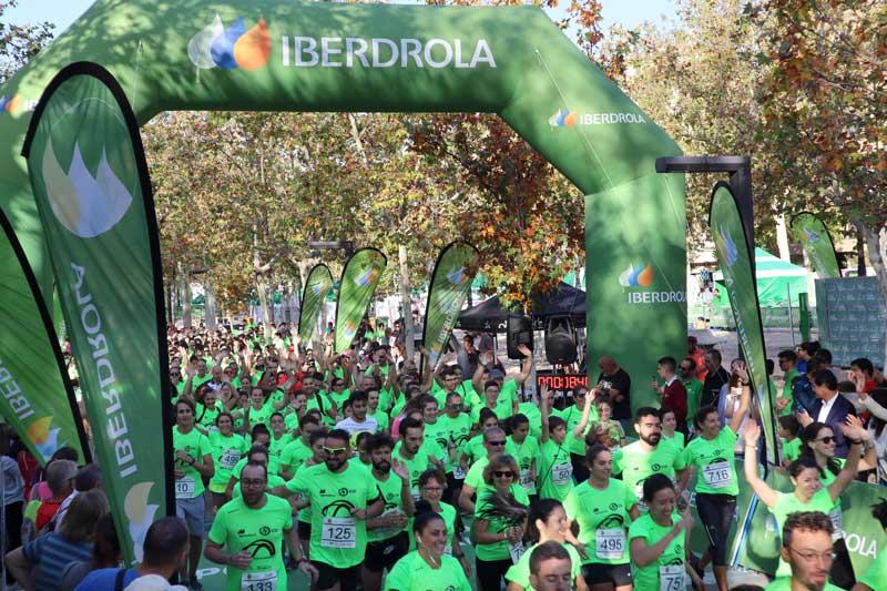 Disfruta de la Carrera Cáceres en Forma por la Igualdad gracias a Iberdrola