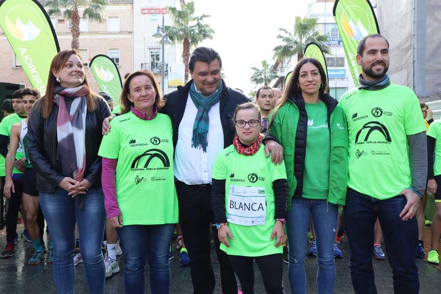 Blanca Betanzos pone el broche de oro al Tour Universo Mujer en Huelva