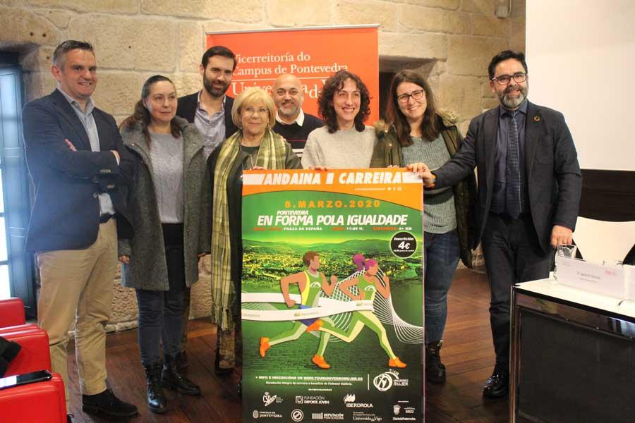 Presentado el Foro Universo Mujer de Pontevedra