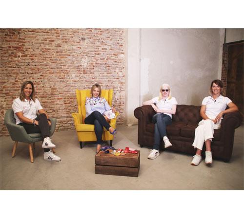 Teresa Portela, Susana Rodríguez y Eva Moral relatan su éxito en los Juegos