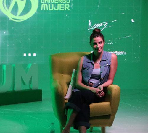Lourdes Mohedano, del tapiz a los platós de cine