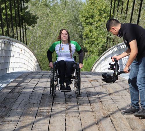 El camino de Loida Zabala sorteando barreras a través del deporte