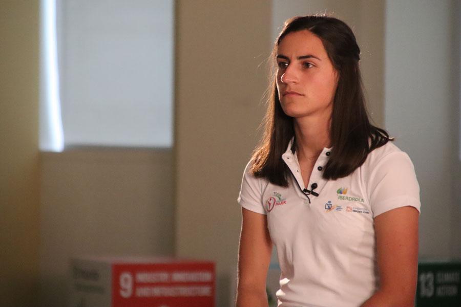 Beatriz Pérez, convocada para disputar los Juegos Olímpicos de Tokyo