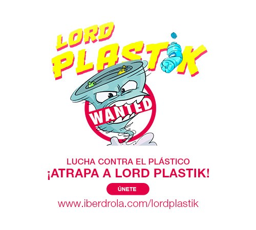 ¡Atrapa a Lord Plastik en el Tour Universo Mujer!