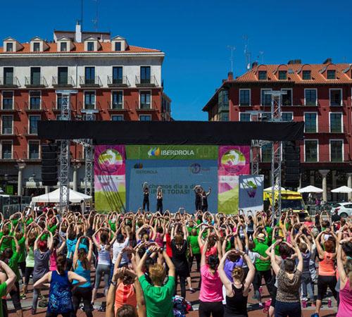 Descubre los horarios oficiales del Maratón de Fitness del Tour Universo Mujer