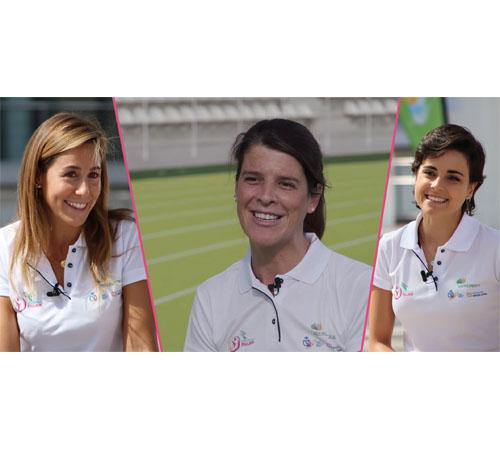 La nueva vida de Ruth Beitia y las fortalezas de las deportistas a raíz del Covid-19, en el Tour Universo Mujer