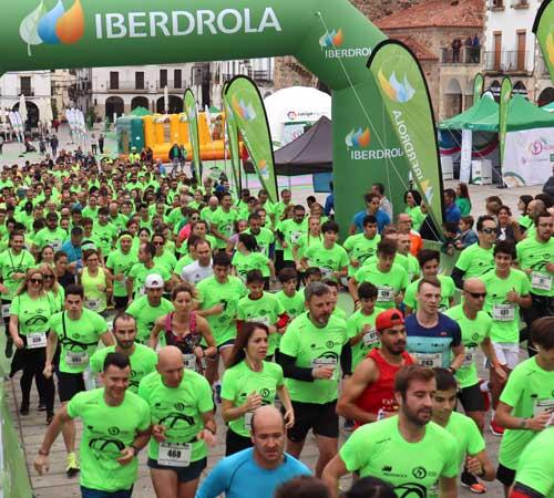 Iberdrola te invita a participar en la Carrera 'Huelva en Forma por la Igualdad'
