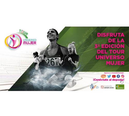 """Vuelve el Tour Universo Mujer con """"mujeres en la cima"""""""