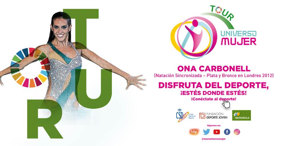Ona Carbonell, Teresa Portela y Mariola Rus abordan en Teledeporte el reto de la maternidad