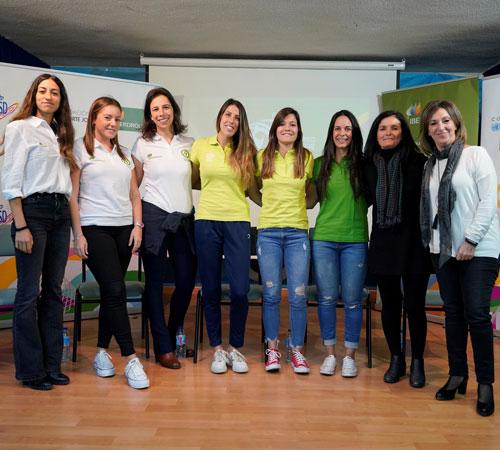 El Foro Universo Mujer analiza el presente y el futuro del deporte femenino