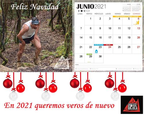 Felicitación Navideña Trail Ecoparque