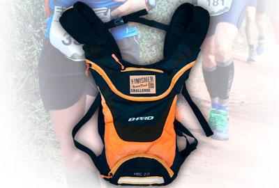 Los finishers de Riaza Trail Challenge recibirán una mochila