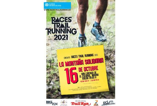 Ya tenemos nueva fecha par la RTR L Montaña Solidaria 2021