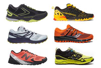 6 zapatillas de trail ideales para correr La Montaña Solidaria