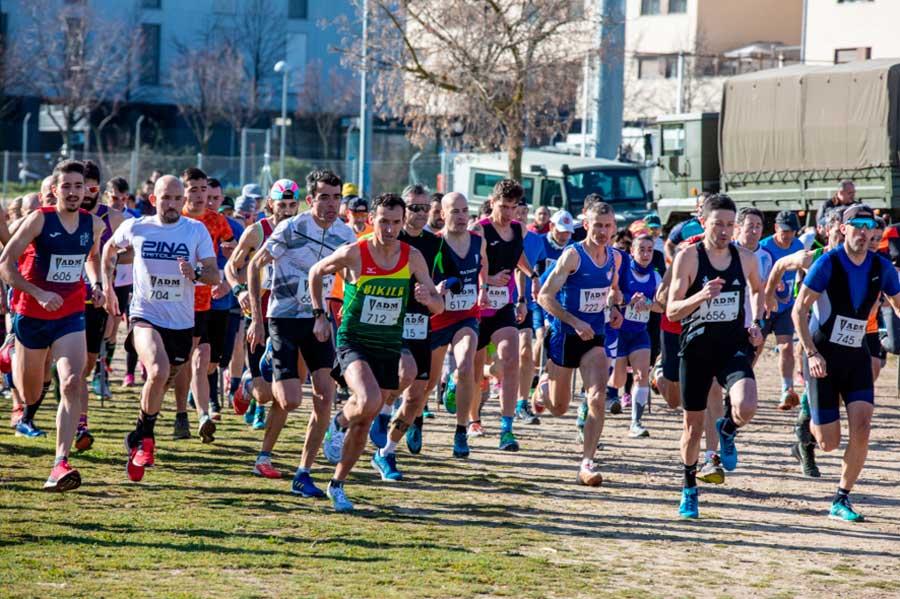 Arrancó el I Circuito de Carreras de Barrio de Madrid con el Cross Popular del Trofeo Marathon