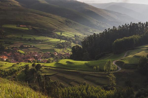 Cantabria: Posada La Infinita