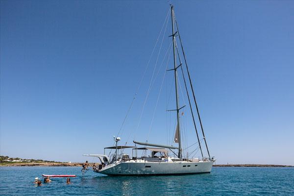 Trek & Sail en Baleares