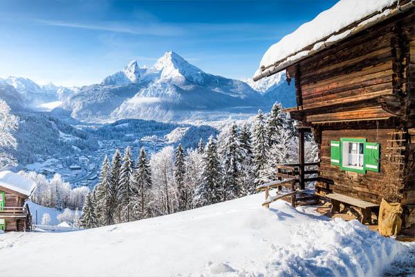 Alpes Austriacos en familia