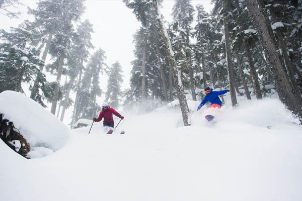Esquí infinito